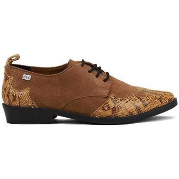 Schuhe Damen Derby-Schuhe Musse & Cloud  Braun