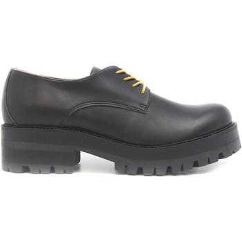 Schuhe Damen Derby-Schuhe Nae Vegan Shoes Alwin Schwarz