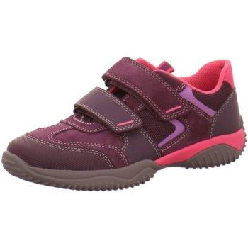 Schuhe Mädchen Sneaker Superfit Klettschuhe 9384-90 -rosa 5-09384-90 lila