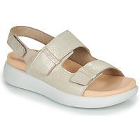 Schuhe Damen Sandalen / Sandaletten Romika Westland BORNEO 06 Beige