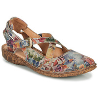 Schuhe Damen Sandalen / Sandaletten Josef Seibel ROSALIE 13 Grau / Multifarben