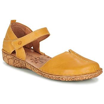 Schuhe Damen Sandalen / Sandaletten Josef Seibel ROSALIE 42 Gelb