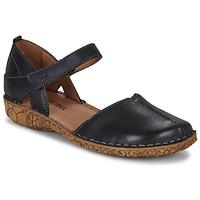 Schuhe Damen Sandalen / Sandaletten Josef Seibel ROSALIE 42 Schwarz