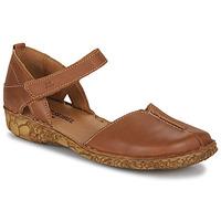 Schuhe Damen Sandalen / Sandaletten Josef Seibel ROSALIE 42 Cognac