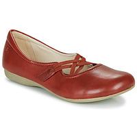 Schuhe Damen Ballerinas Josef Seibel FIONA 41 Rot