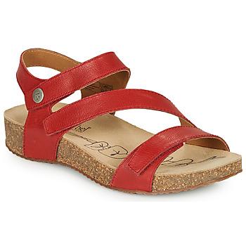 Schuhe Damen Sandalen / Sandaletten Josef Seibel TONGA 25 Rot