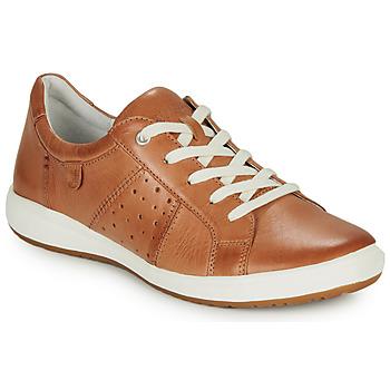 Schuhe Damen Sneaker Low Josef Seibel CAREN 01 Camel