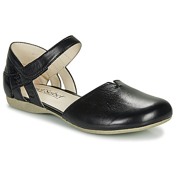 Schuhe Damen Sandalen / Sandaletten Josef Seibel fiona67 Schwarz