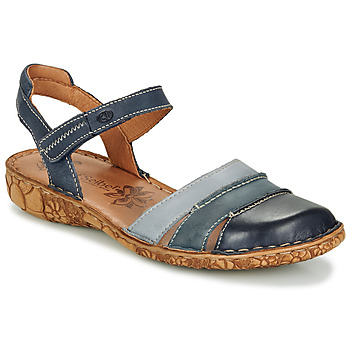 Schuhe Damen Sandalen / Sandaletten Josef Seibel roSALIE 44 Blau