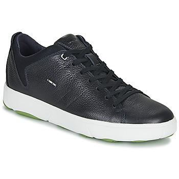 Schuhe Herren Sneaker Low Geox U NEBULA Y Marine