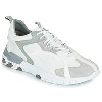 Schuhe Herren Sneaker Low Geox U GRECALE Weiss / Grau