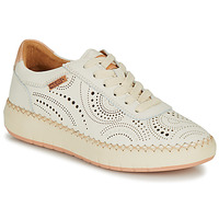 Schuhe Damen Sneaker Low Pikolinos MESINA W6B Weiss / Rose