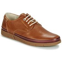 Schuhe Herren Derby-Schuhe Pikolinos PALAMOS M0R Brandy