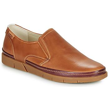 Schuhe Herren Slipper Pikolinos PALAMOS M0R Camel