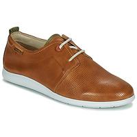 Schuhe Herren Derby-Schuhe Pikolinos FARO M9F Braun / Grün