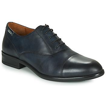 Schuhe Herren Derby-Schuhe Pikolinos BRISTOL M7J Blau