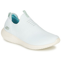 Schuhe Damen Fitness / Training Skechers ULTRA FLEX Weiss