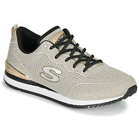 Schuhe Damen Sneaker Low Skechers SUNLITE MAGIC DUST Grau / Gold