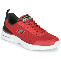 Schuhe Herren Fitness / Training Skechers SKECH-AIR DYNAMIGHT Rot / Schwarz