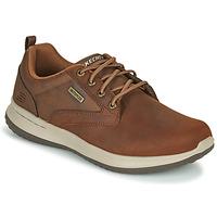 Schuhe Herren Sneaker Low Skechers DELSON ANTIGO Braun