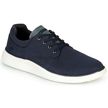 Schuhe Herren Sneaker Low Skechers STATUS 2.0 BURBANK Marine