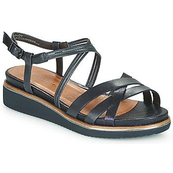 Schuhe Damen Sandalen / Sandaletten Tamaris EDA Marine