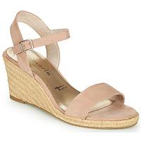Schuhe Damen Sandalen / Sandaletten Tamaris LIVIA Rose