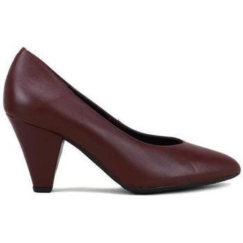 Schuhe Damen Pumps Krack BARTI Rot