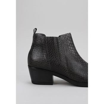 Sandra Fontan BELEY Grau - Schuhe Ankle Boots Damen 7995