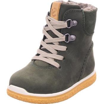 Schuhe Jungen Schneestiefel Ecco Crepetray Mini Deep ForestDeep grün