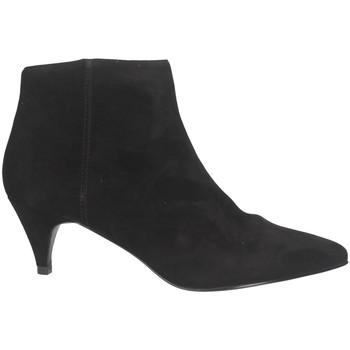 Schuhe Damen Ankle Boots Steve Madden SMSLUCINDA-BLKS Stiefeletten Frau schwarz schwarz