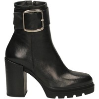 Schuhe Damen Low Boots Salvador Ribes MARTINA 9 nero