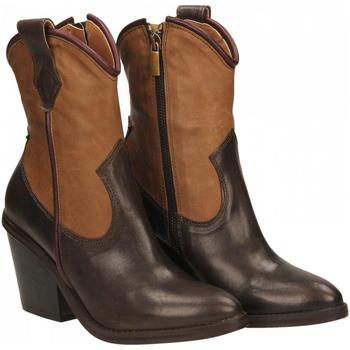 Salvador Ribes ILARY 12 caffe-cacao - Schuhe Low Boots Damen 13230