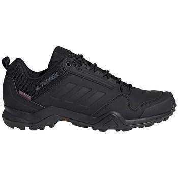 Schuhe Herren Wanderschuhe adidas Originals Terrex AX3 Beta Schwarz