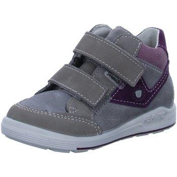 Schuhe Mädchen Babyschuhe Ricosta Klettstiefel KIMO 2421400-450 grau