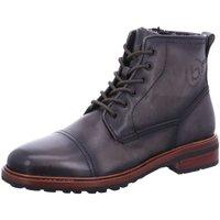 Schuhe Herren Stiefel Bugatti Must-Haves 78151 311-78151-1100-1100 grau