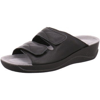 Schuhe Damen Pantoletten / Clogs Beck Pantoletten NV 7012/02 schwarz