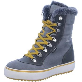 Schuhe Damen Stiefel Vista Stiefeletten 32-02759 grau