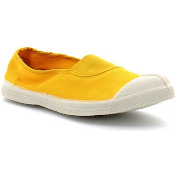 Schuhe Damen Tennisschuhe Bensimon TENNIS Citron.