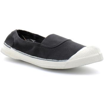 Schuhe Damen Tennisschuhe Bensimon TENNIS Carbone