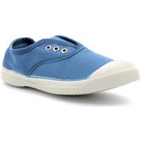 Schuhe Kinder Tennisschuhe Bensimon ELLY Bleu