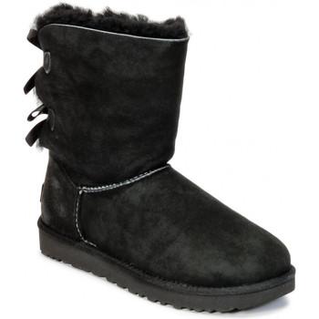 Schuhe Herren Schneestiefel UGG BAILEY BOW Noir