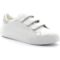 Schuhe Damen Sneaker Low No Name ARCADE STRAPS Blanc