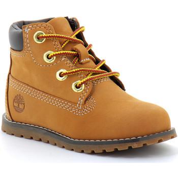 Schuhe Kinder Boots Timberland BOOT Wheat-jaune