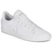 Schuhe Damen Sneaker Low Le Coq Sportif AGATE SPORT Weiss