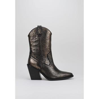 Schuhe Damen Klassische Stiefel Bronx  Beige