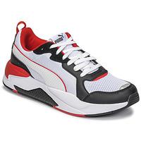 Schuhe Herren Sneaker Low Puma X-RAY Weiss / Schwarz / Rot