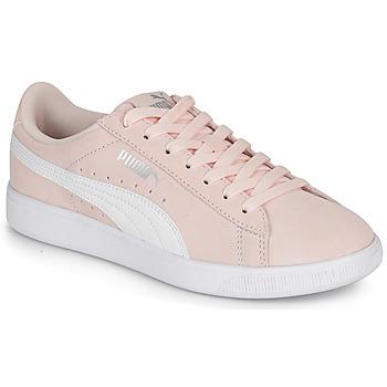 Schuhe Damen Sneaker Low Puma VIKKY V2 ROSE Rose