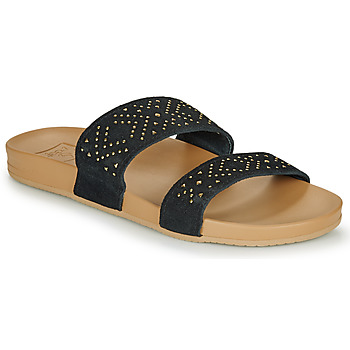Schuhe Damen Zehensandalen Reef CUSHION BOUNCE VISTA Schwarz