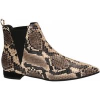 Schuhe Damen Ankle Boots Andrea Zali DIAMANT roccia